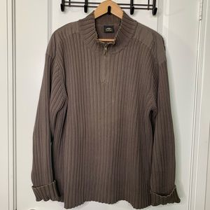 Pacific Trail XL Brown Sweater